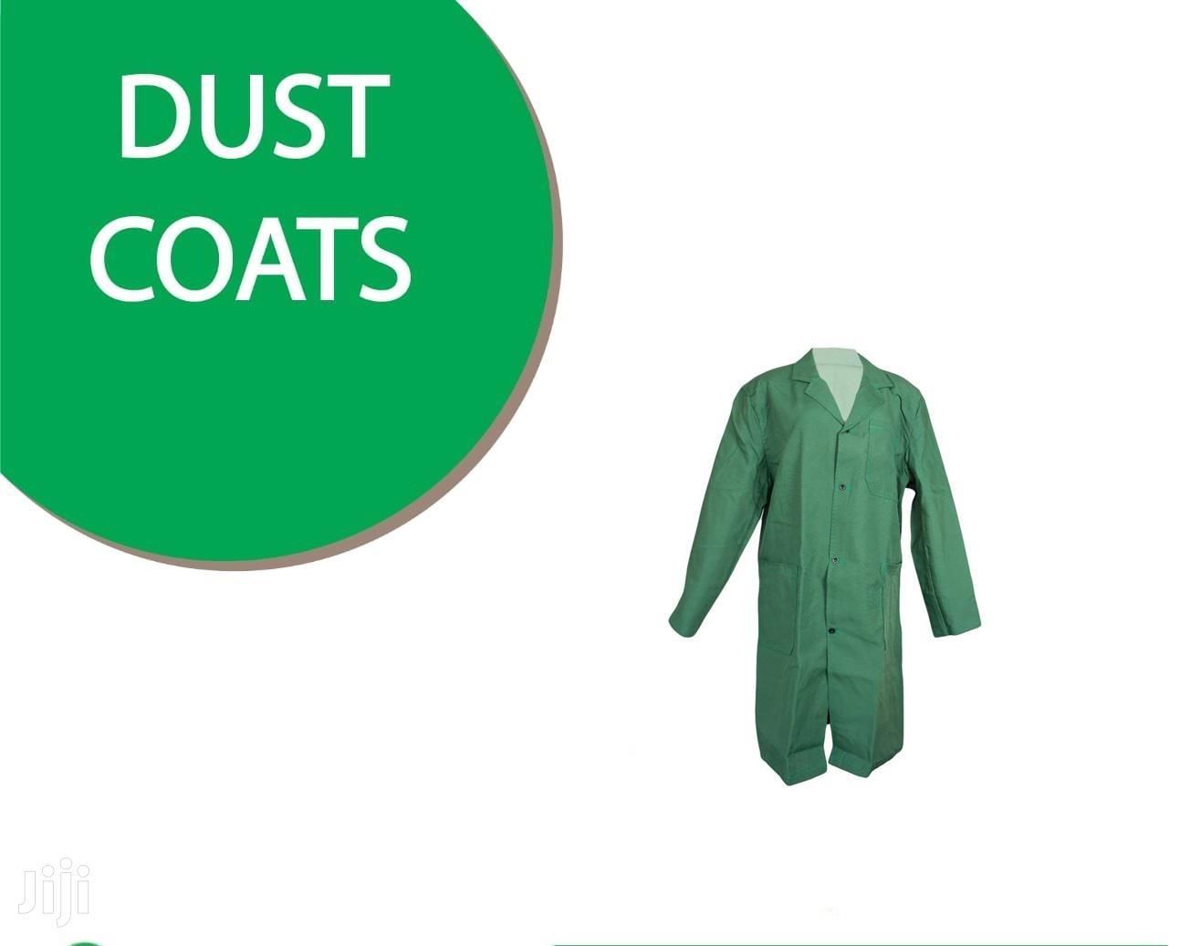 Dust Coats - We Also Do Dust Coat Branding