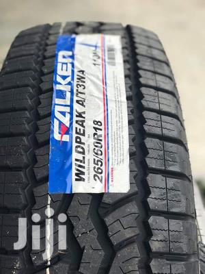265/60/18 Falken Tyre's Is Made In Japan | Vehicle Parts & Accessories for sale in Nairobi, Nairobi Central