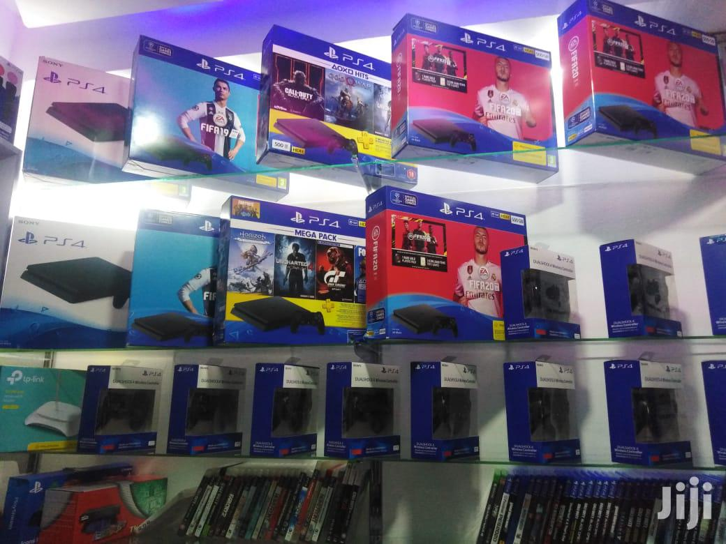 Archive: Playstation 4 Console Brand New
