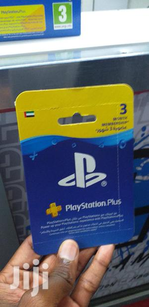 Psn Membership Gift Cards   Video Games for sale in Nairobi, Nairobi Central
