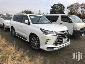 Lexus LX 2017 White   Cars for sale in Mvita, Majengo