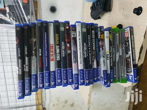 Used Play Station 4 Games   Video Games for sale in Nairobi, Nairobi Central