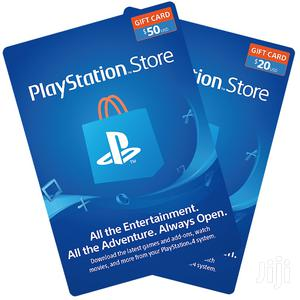 Playstation Store PSN CARDS   Video Game Consoles for sale in Nairobi, Nairobi Central