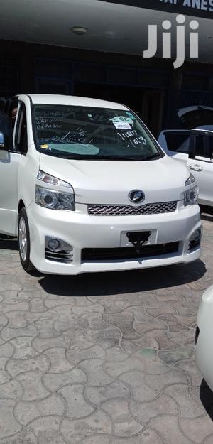 Toyota Voxy 2013 White | Cars for sale in Mombasa, Mvita