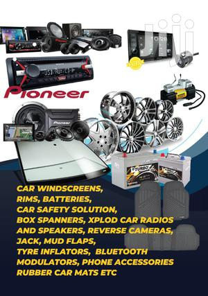 Car Stereo,Tyres, Rims, Seat Covers, Tracking, Etc | Vehicle Parts & Accessories for sale in Nairobi, Runda