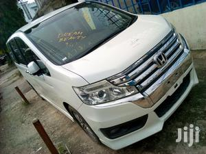 Honda Stepwagon 2012 White | Buses & Microbuses for sale in Mombasa, Mvita