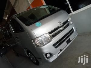 Toyota Hiace 2014 Silver | Buses & Microbuses for sale in Mombasa, Nyali