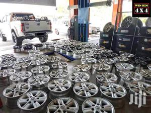 Hilux Sports Rims Sizes 16   Vehicle Parts & Accessories for sale in Nairobi, Nairobi Central