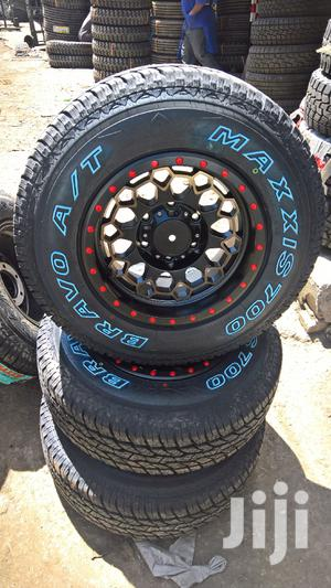 225/75R 15 Maxxis Made In Thailand. | Vehicle Parts & Accessories for sale in Nairobi, Nairobi Central
