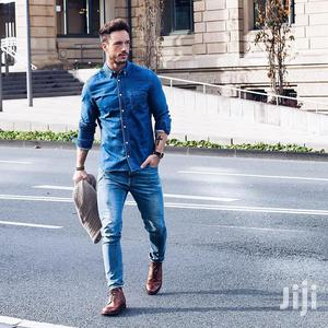 Denim Jeans + Denim Shirt Set | Clothing for sale in Nairobi, Nairobi Central
