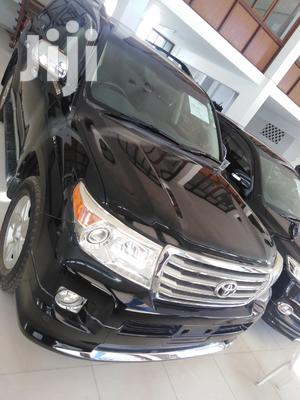 New Toyota Land Cruiser 2013 Black | Cars for sale in Mombasa, Mvita