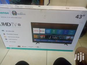 Hisense 43 Inch Smart 4k Tv | TV & DVD Equipment for sale in Nairobi, Nairobi Central