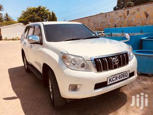 Toyota Land Cruiser Prado 2012 White | Cars for sale in Mombasa, Mombasa CBD