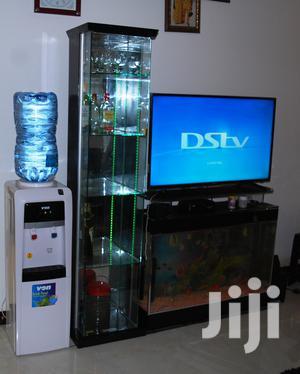 Glass Rack Cabinet | Furniture for sale in Nairobi, Kariobangi