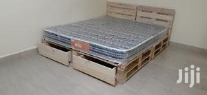 Pallet Bed/5by6 Pallet Bed/Pallet Furniture | Furniture for sale in Nairobi, Nairobi Central