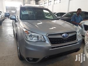 Subaru Forester 2014 Silver   Cars for sale in Mombasa, Mvita
