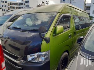 Toyota HiAce 2012 Green   Buses & Microbuses for sale in Mombasa, Mvita