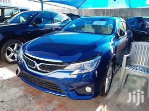 Toyota Mark X 2012 Blue | Cars for sale in Mombasa, Mvita