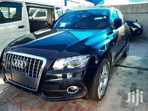 Audi Q5 2012 Black   Cars for sale in Mombasa, Mvita