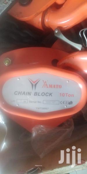 New Yamato (Japan) Chain Block | Store Equipment for sale in Nairobi, Nairobi Central