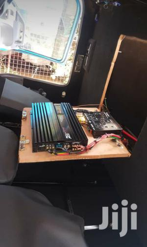 1200watts JEC Amplifier | Vehicle Parts & Accessories for sale in Siaya, Siaya Township
