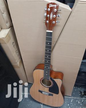 Original Gibson Semi Acoustic Box Guitar   Musical Instruments & Gear for sale in Nairobi, Nairobi Central