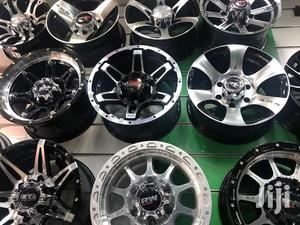 Hilux Sports Rims Sizes 15set   Vehicle Parts & Accessories for sale in Nairobi, Nairobi Central