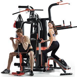 Multi Gym Station (3 Station)   Sports Equipment for sale in Nairobi, Karen