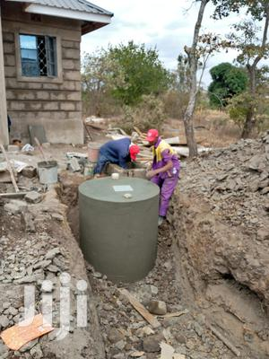 Grease Trap And Biodigester Septic System Installation   Building & Trades Services for sale in Kiambu, Kikuyu