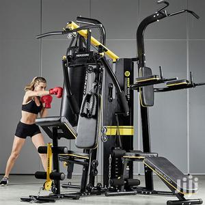 Offer! Multi Gym Station (3 Station)   Sports Equipment for sale in Nairobi, Karen
