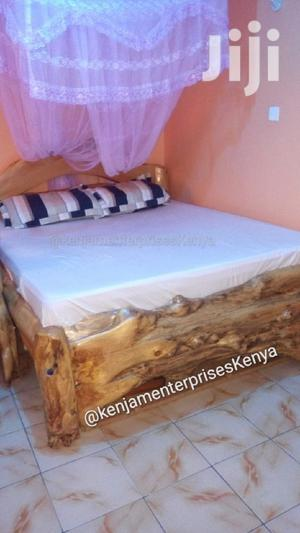 5*6 Heavy Duty Quality Durable and Unique Bed   Furniture for sale in Umoja, Umoja I
