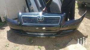 Toyota Avensis Front Bumper Ex UK   Vehicle Parts & Accessories for sale in Nairobi, Ruai