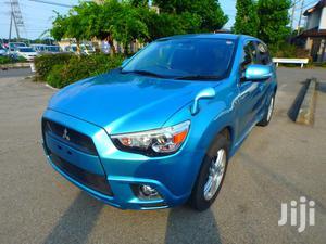 Mitsubishi RVR 2013 Blue   Cars for sale in Mombasa, Mvita