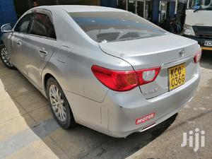 Toyota Mark X 2012 Silver | Cars for sale in Mombasa, Mvita