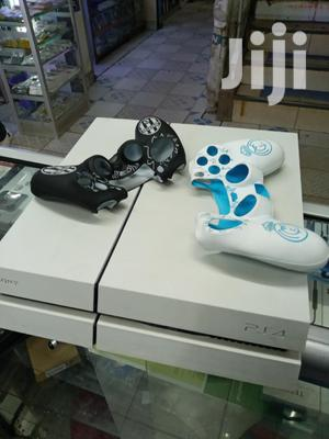 Ps 4 500 Gb Used Fifa 20 and 2 Silicon Pad Covers | Video Game Consoles for sale in Nairobi, Nairobi Central