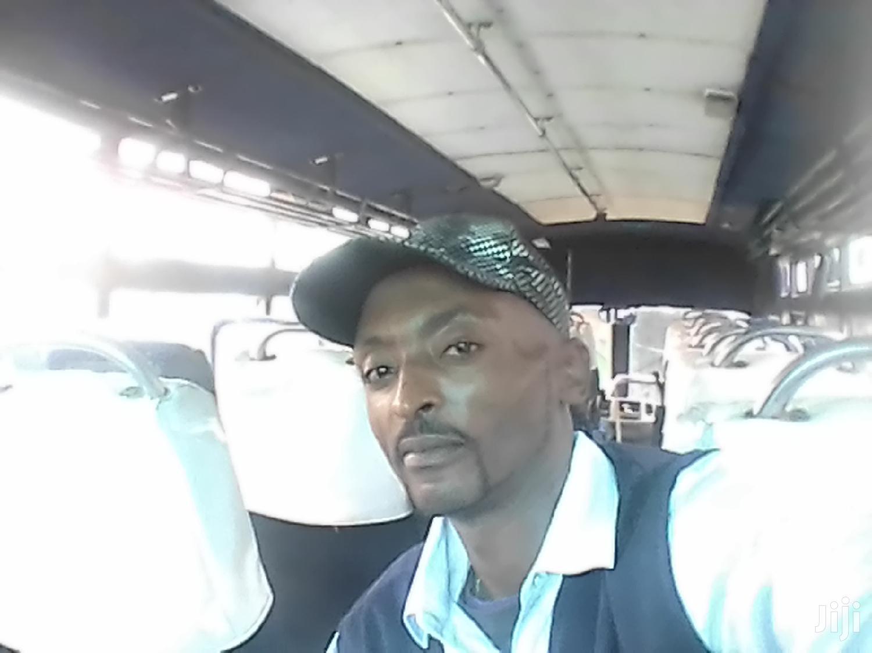 Driver Looking A Job