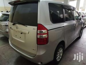 Toyota Noah 2016 Silver | Buses & Microbuses for sale in Mombasa, Tudor