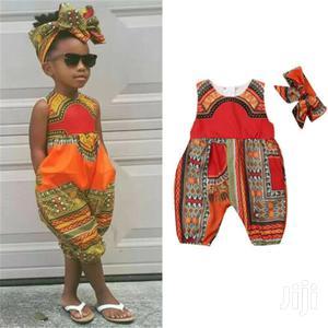 African Jumpsuit   Children's Clothing for sale in Mombasa, Mvita
