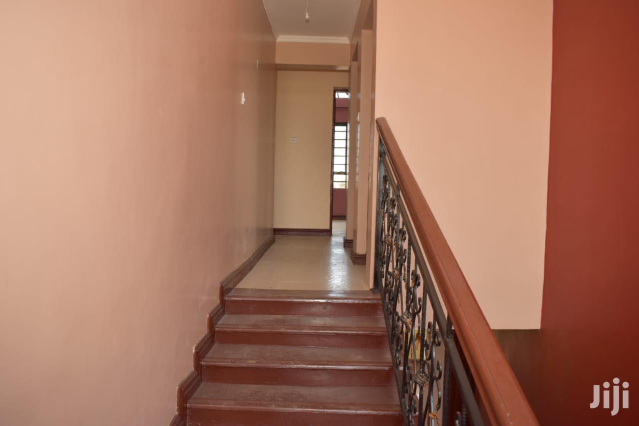 Archive: 3 Bedroom Maisonette Kitengela Yukos