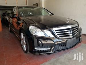 Mercedes-Benz E250 2012 Black | Cars for sale in Mombasa, Mvita