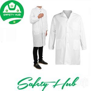 Kenyan Made White Dust Coats/ Lab Coats | Medical Supplies & Equipment for sale in Nairobi, Nairobi Central