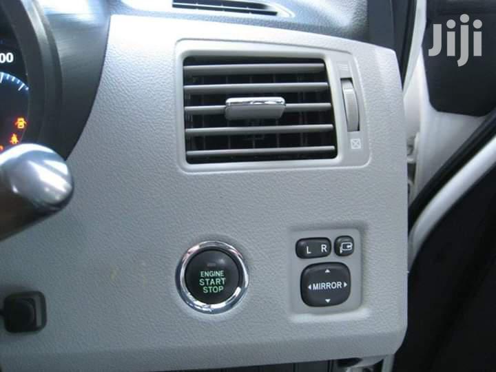 Archive: Toyota Mark X 2013 White