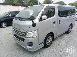 Nissan Caravan 2014 Silver | Buses & Microbuses for sale in Mombasa, Mombasa CBD