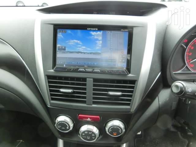 Archive: Subaru Impreza 2013 WRX 4-Dr Blue