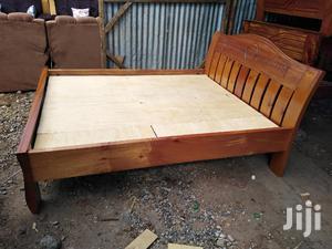 Mahogany Beds 5*6 Feets   Furniture for sale in Nairobi, Nairobi Central