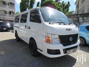 Nissan Caravan 2011 White | Buses & Microbuses for sale in Mombasa, Changamwe