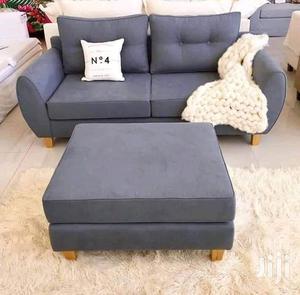 3 Seater Sofa/ 3 Seater Sofa With Large Ottoman | Furniture for sale in Nairobi, Ziwani/Kariokor