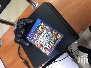 Slim Play Station 4 With GTA | Video Game Consoles for sale in Nairobi, Kariobangi
