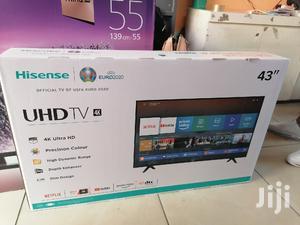 Brand New 43 Inch Hisense Smart Uhd 4k Led TV   TV & DVD Equipment for sale in Nairobi, Nairobi Central