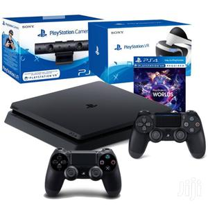 Playstation 4 Console+Playstation 4 Pad And FIFA 2020 | Video Game Consoles for sale in Nairobi, Nairobi Central